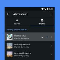 Cómo poner una alarma con la música de Spotify en tu Android