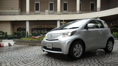 Toyota iQ eléctrico para el Salón de Ginebra