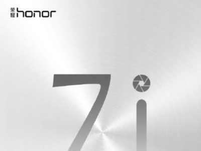 Nuevo Honor 7i con cámara deslizable, será presentado el 20 de agosto