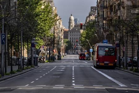 Autobuses Barcelona
