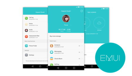 Huawei EMUI 5.0 tendrá grandes cambios en su diseño acercándose a Android puro