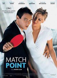 'Match Point' en DVD de alquiler para invidentes