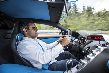 Bugatti Chiron Montoya