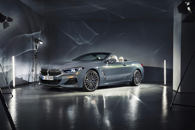 Foto de BMW Serie 8 Cabrio (43/75)