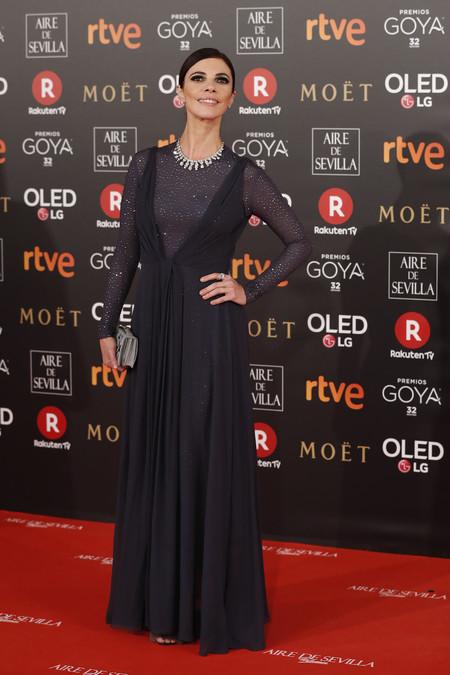 Maribel Verdu Premios Goya 2018 Dior B