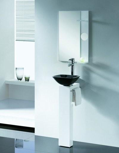 Lavabos Para Baño Con Pedestal:Nuevo pedestal de Bathco para baños reducidos