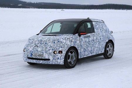 BMW presentará el i3 en el Salón de Fráncfort