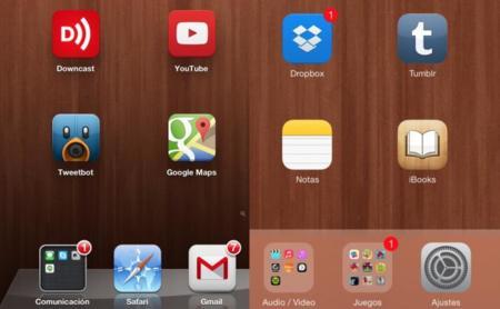 iOS 7: impresiones tras un día de uso