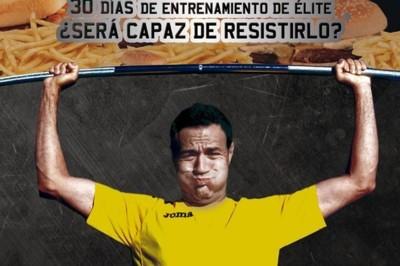 Super Train Me: el documental que combina comida basura y ejercicio físico