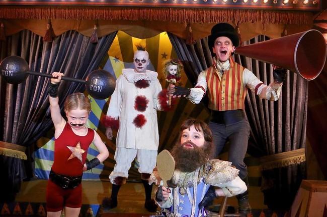 Neil Patrick Harris y su familia son los Reyes de Halloween y este año volvieron a demostrarlo