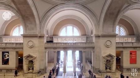 Museos Virtuales Met