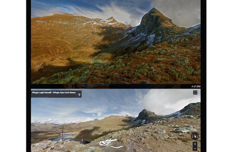 Google es capaz de convertir imágenes de Street View en preciosas fotografías de manera automática