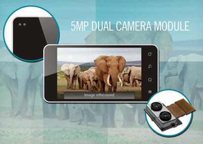Toshiba puede poner una cámara estilo Lytro en tu teléfono