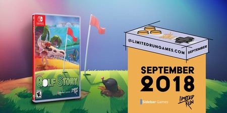 Limited Run Games Golf Story