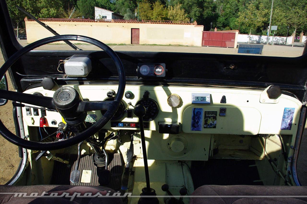Foto de Jeep Viasa CJ-3B (1981) (5/14)