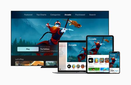Los empleados de Apple ya tienen acceso a Apple Arcade