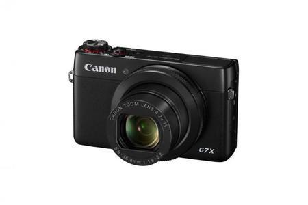 Canon PowerShot G7 X, compacta con sensor de una pulgada
