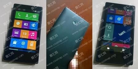 Más imágenes del Nokia X, muestra interfaz a la Windows Phone
