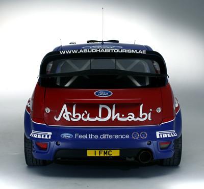 Ford presenta su decoración para 2008