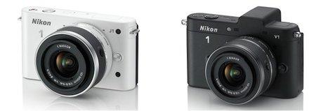 Nikon 1 desembarca en el sector de las sin espejo con dos modelos: J1 y V1