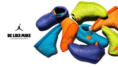 Nike le suma color a su nueva colección de modelos Air Jordan 1 Retro, inspirados en las bebidas Gatorade