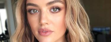 Lucy Hale nos vuelve a sorprender con un gran cambio de look y un maquillaje espectacular