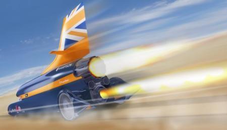 En el coche supersónico Bloodhound hasta las redes de comunicación deben ser las más rápidas