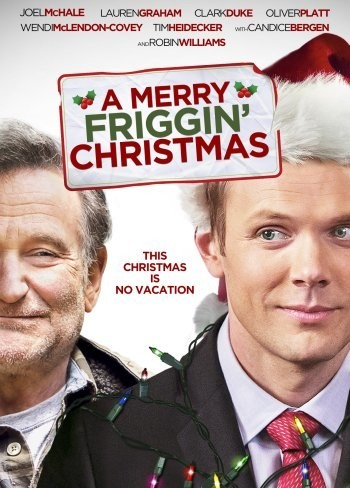 'A Merry Friggin´ Christmas', tráiler y cartel de una película póstuma de Robin Williams