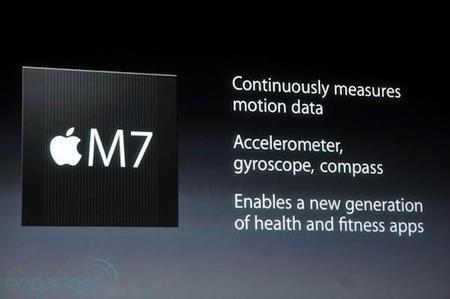 Nike lanza Nike+ Move la primera aplicación que hace uso del chip M7 del iPhone 5s