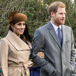 Lo que sabemos de la comida que se servirá en la boda del príncipe Harry y Meghan Markle
