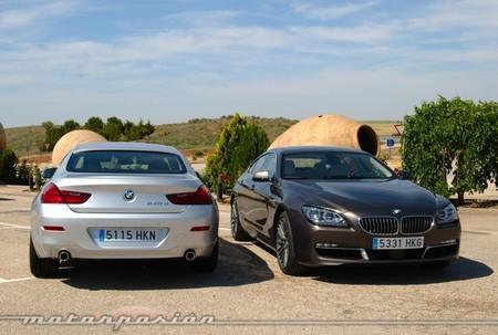 BMW Serie 6 Gran Coupé, presentación y prueba (parte 1)