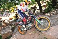 Laia Sanz vence la primera prueba del mundial femenino de trial en Alemania