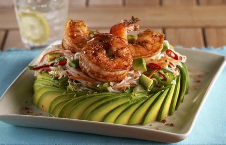 Bnr Shrimp Salad