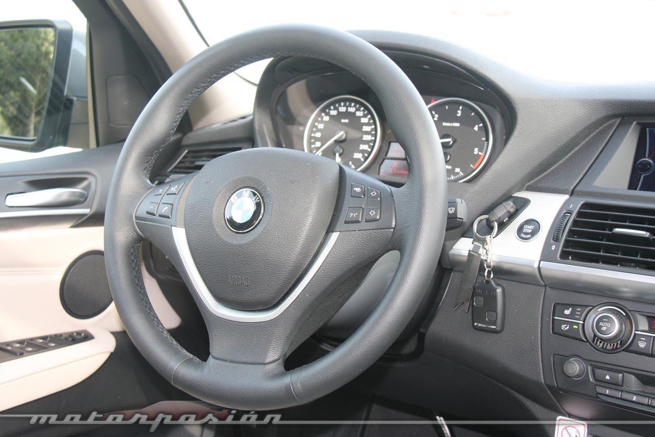 Foto de BMW X5 4.0d xDrive (prueba) (29/48)