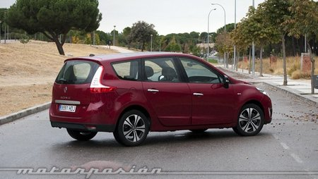 Renault Grand Scénic dCi 160 Bose Edition