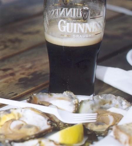 El festival de la ostras en Galway