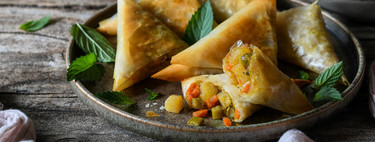 Receta de samosas: el más popular aperitivo de la India