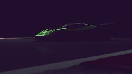 Lamborghini alista un nuevo hipercar especial para las pistas