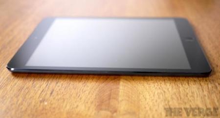 Empiezan a salir las primeras revisiones del iPad mini a dos días de su lanzamiento