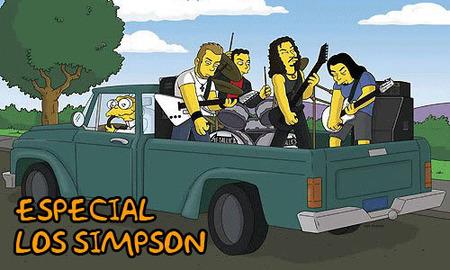 Especial 20 años de 'Los Simpson': los famosos más famosos