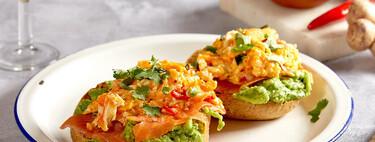 Nueve alimentos con proteínas aptos para dietas hiperproteicas como la keto