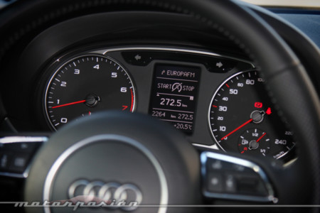 Audi A1 Sportback Prueba 17