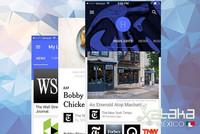 iOS recibe más look de Material Design con la llegada de Google Newsstand