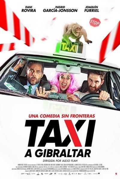 Taxi a Gribaltar (2019)