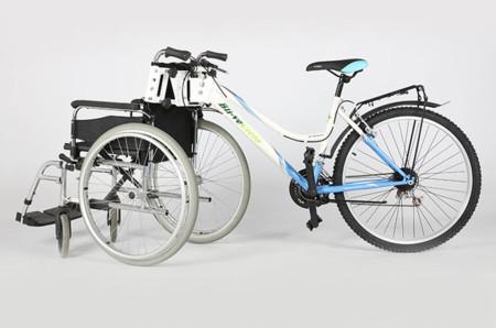 Kit Adapta Y Bicicleta Pineda Movilidad