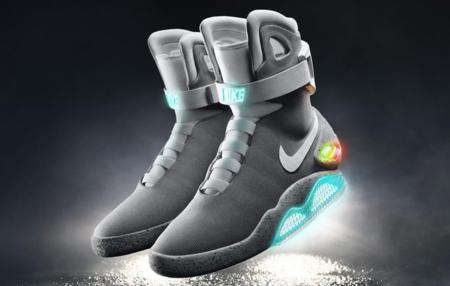 Nike Mag, los tenis de 'Volver al Futuro II' son reales y llegarán en 2016; así lucen