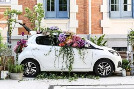 Peugeot 108 Flower Market By S Moda Jorge Juan 8
