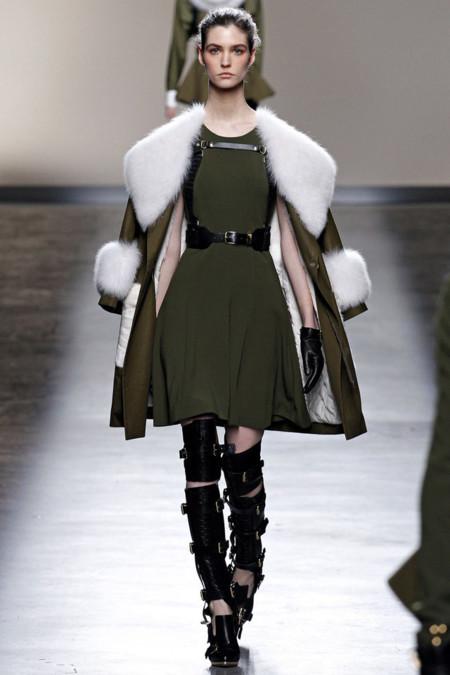 Las militares de moda de Prabal Gurung