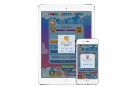 Cómo desactivar las molestas peticiones de valoración in-app en el iPhone y el iPad