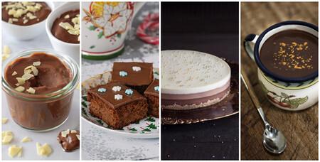 Las mejores 76 recetas con chocolate de Directo al Paladar